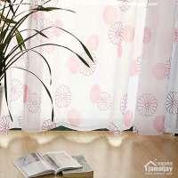 梦的色彩粉红色公主帘