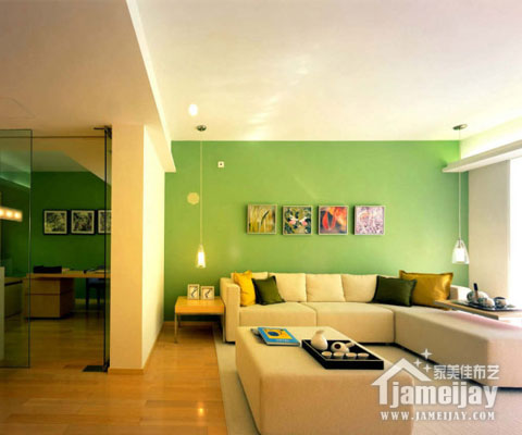 绿色健康家居