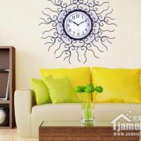 家居风水学:客厅挂钟风水简单摆放技巧