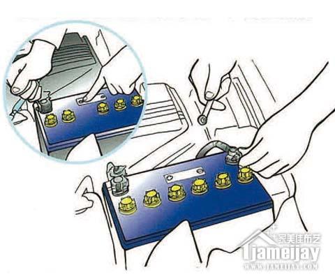 信息中心 汽车蓄电池更换技巧   教你如何更换汽车电瓶及电瓶保养的小